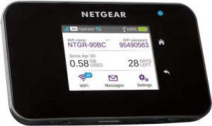 router mobile netgear ac810